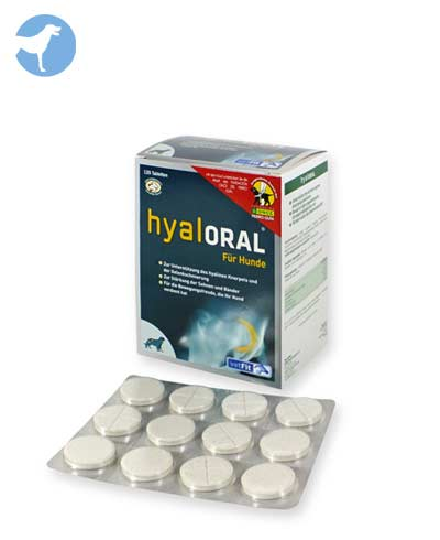 hyalORAL® Tabs